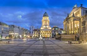 Gendarmenmarkt   Deutscher Dom   Berlin