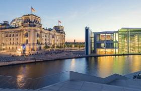 Reichstagsgebäude, Paul-Löbe-Haus, Berlin