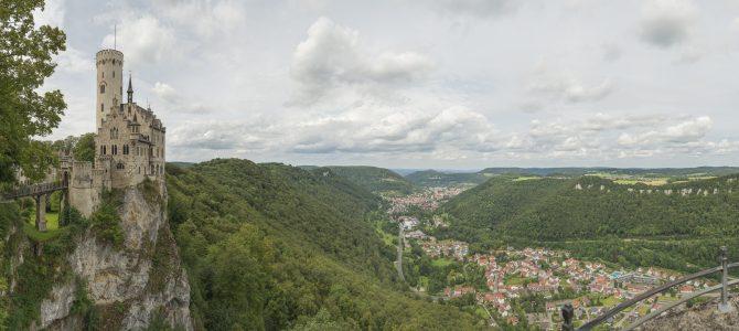 Schloss Lichtenstein 180°