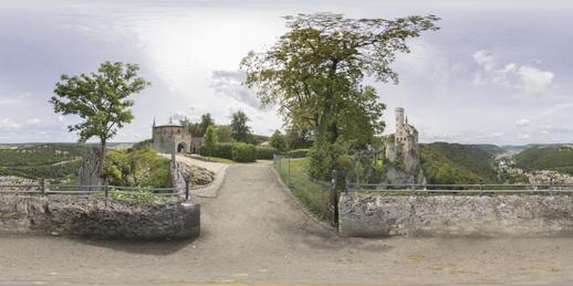 Schloss Lichtenstein 360°