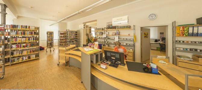 Bücherei Weingarten