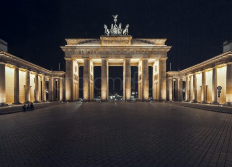 Brandenburger Tor, Pariser Platz, Berlin