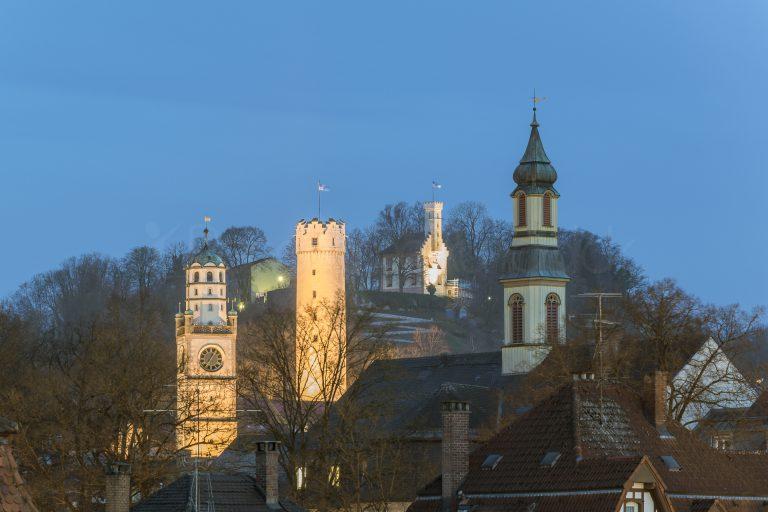 Die Türme von Ravensburg, Oberschwaben
