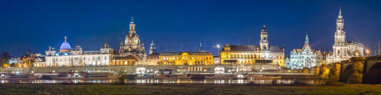 Dresden am Elbufer