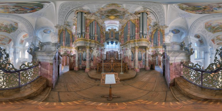 Gabler Orgel, St. Martin, Oberschwaben