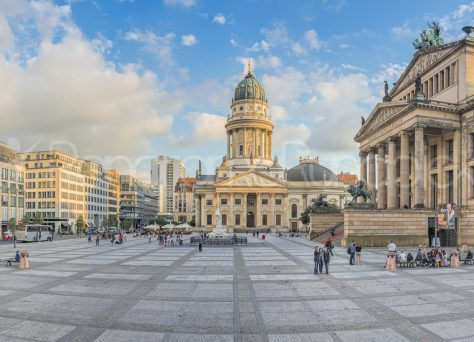 Gendarmenmarkt - Deutscher Dom, Berlin