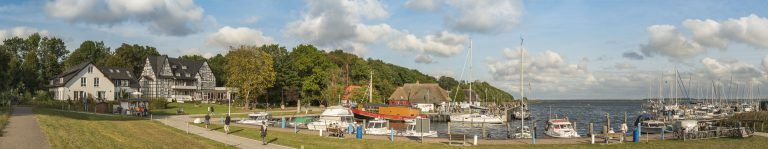 Hafen Kloster, Hiddensee
