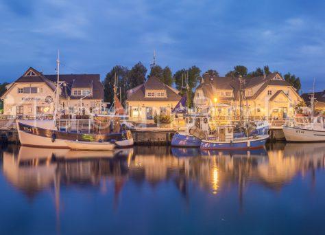 Hafen Vitte, Insel Hiddensee