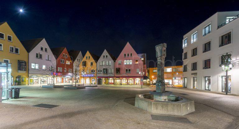 Löwenplatz Weingarten, Oberschwaben