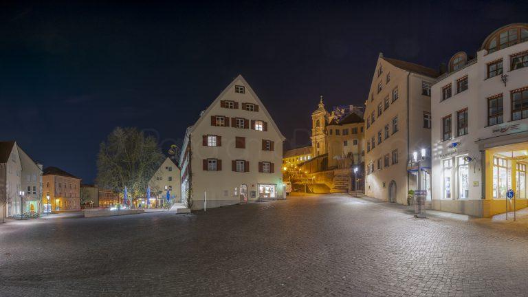 Münsterplatz Weingarten, Oberschwaben