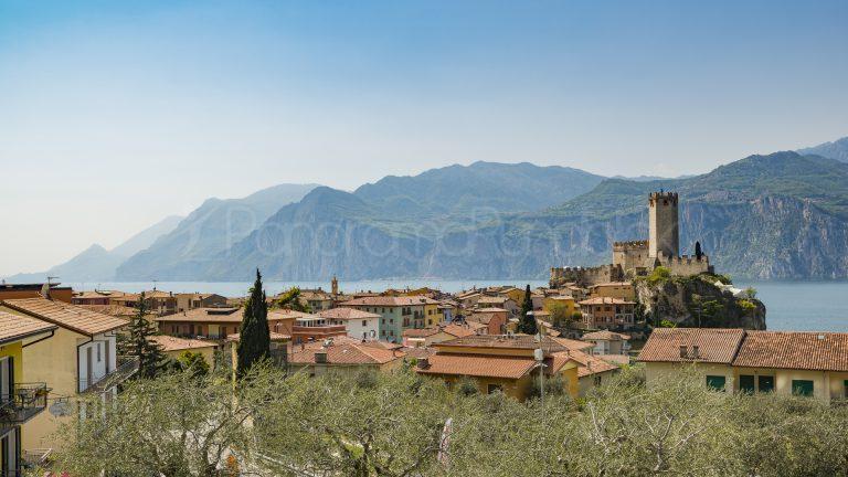 Malcesine Castello am Gardasee