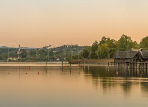 Pfahlbauten , Unteruhldingen, Bodensee