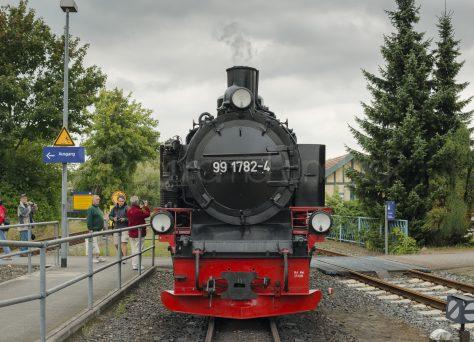 Rasender Roland, Insel Rügen