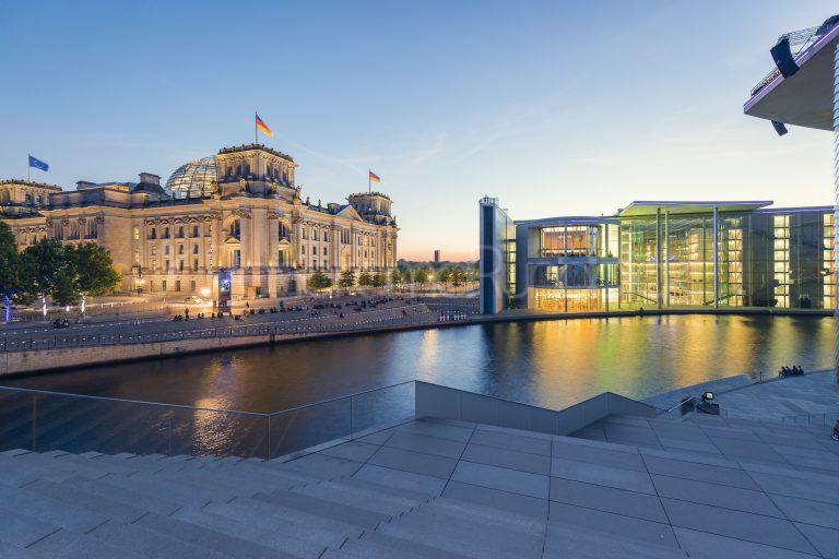 Regierungsviertel, Berlin