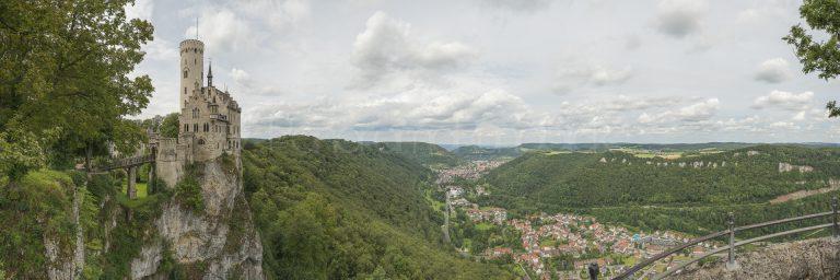 Schloss Lichtenstein bei Honau