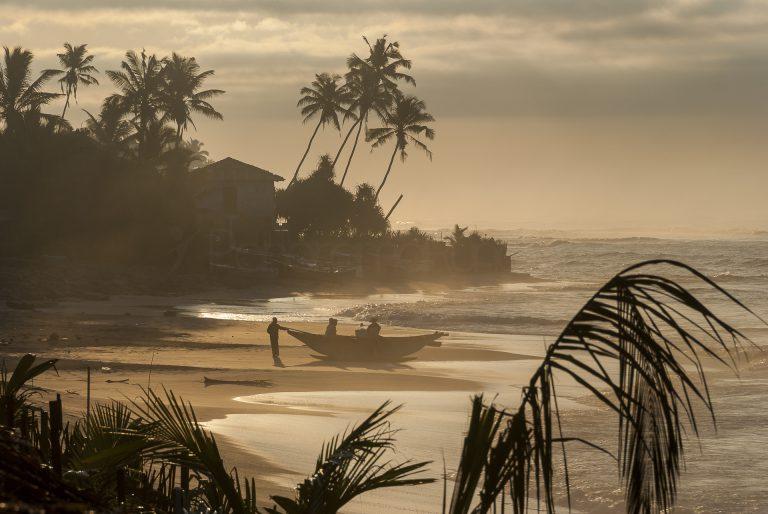 Sri Lanka Südwest-Küste Kathaluwa