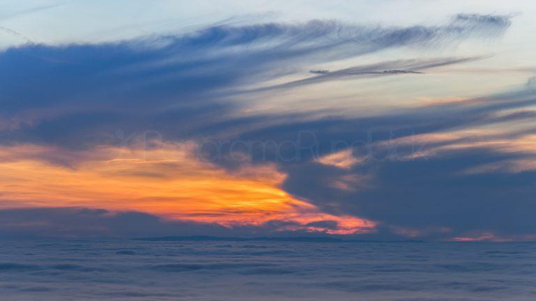 Wolkenmeer im Deggenhauser Tal