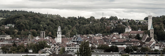 Die Türme von Ravensburg